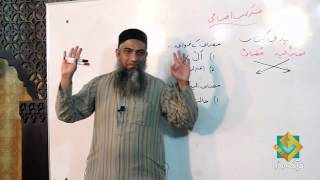 Learn Arabic Lecture -20 _2014 [FULL HD] Arabic Grammar for Understanding the Quran