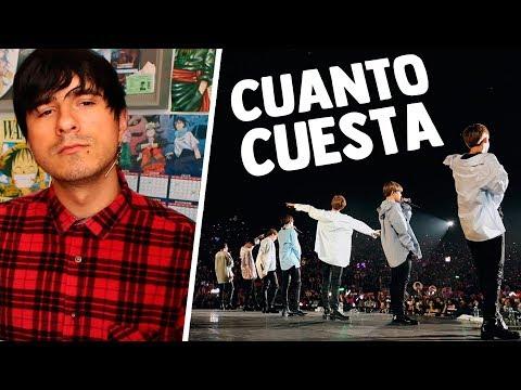 BTS WORLD TOUR | ¿Cuánto puede COSTAR la ENTRADA? | SisiuveMustDie