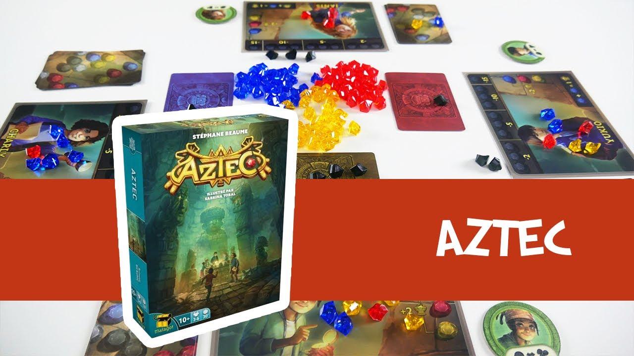 Aztec - Présentation du jeu