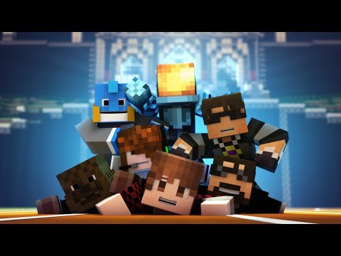 Minecraft Animation : TEAM CRAFTED IS HERE!