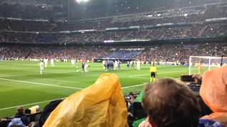Real Madrid vs Wolfsburg  - Free kick Cristiano Ronaldo Third Goal