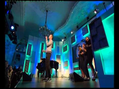 Will Young sings Love Revolution South Bank Awards 2015