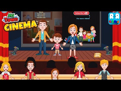 My Town : Cinema - New Movie My Town Store