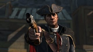Assassin's Creed 3 Gameplay Part 1 (PC) - Full HD 1080p High Settings GeForce GT 650M On Asus N76VZ