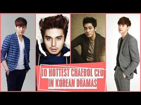10 Hottest Chaebol CEO in Korean Dramas