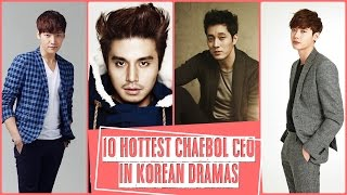 Video 10 Hottest Chaebol CEO in Korean Dramas download MP3, 3GP, MP4, WEBM, AVI, FLV Maret 2018