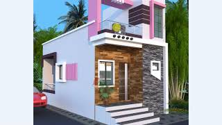 Small Home Elevation Design Ground Floor