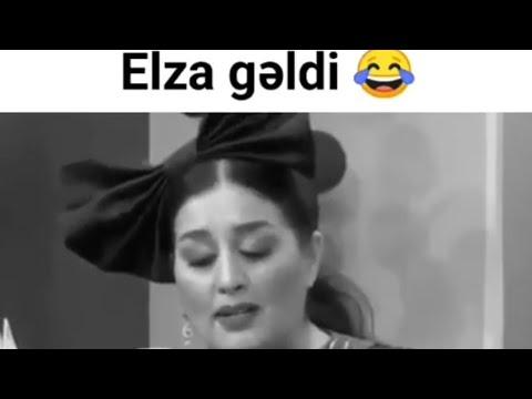 Elza Seyidcahan yeni şeir bile bil bile bile 2021😂😂😂😂