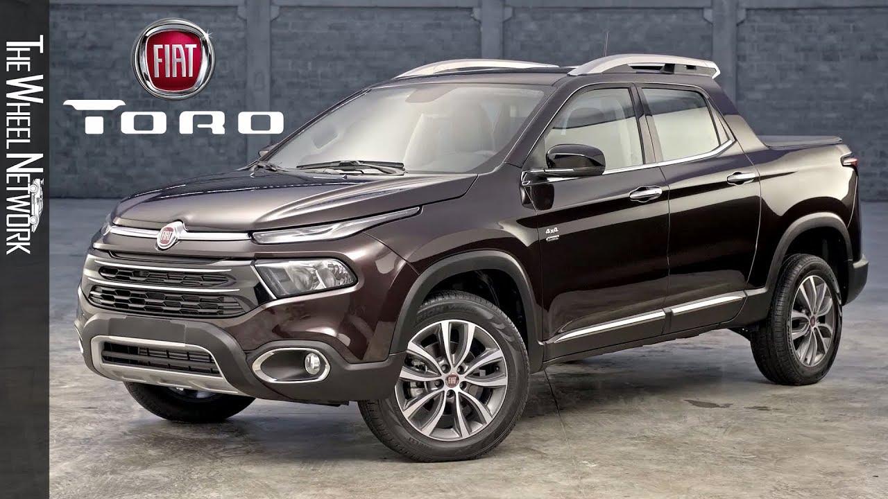 2020 Fiat Toro Release Date, Specs, Price, And Design >> 2020 Fiat Toro Volcano Diesel Deep Brown Exterior Interior