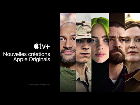 Apple Originals : prochaines sorties 2021 | Aperçu officiel Apple TV+