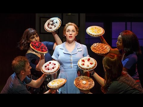 Waitress the Musical - What's Inside
