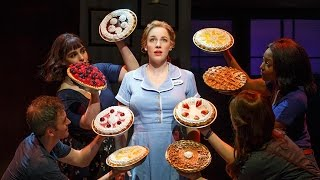 waitress the musical   original broadway cast recording lyrics