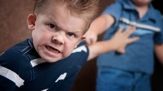 What Is Aggressive Behavior? | Child Psychology