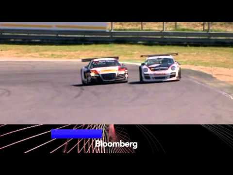 Weekends on Bloomberg - FIA GT3 European Championship Promo