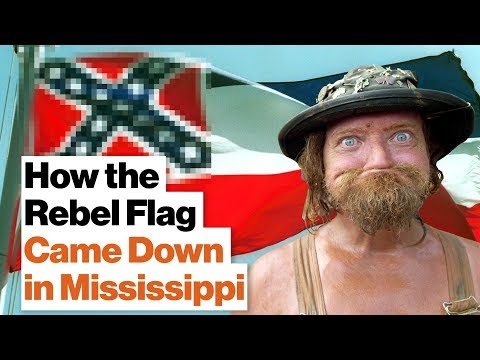 How the Confederate Flags Came Down at the University of Mississippi | Harold Burson