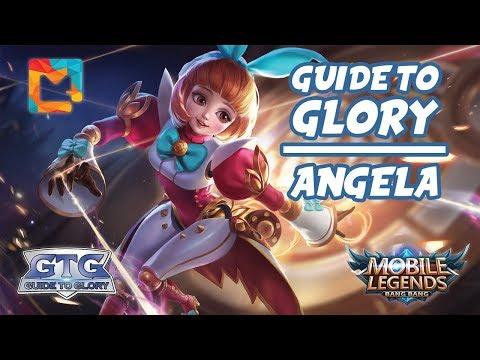 MGL Guide To Glory #25 Angela: The Bunnylove | Mobile Legends: Bang Bang | MGL Indonesia thumbnail