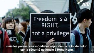 Hong Kong: Fin des libertés ?