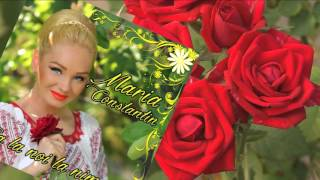Maria Constantin - M-am gândit neica sa-ti cant (Official Audio)