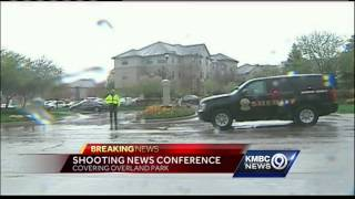 Kansas Jewish Center Shooting Suspect Appears to Yell