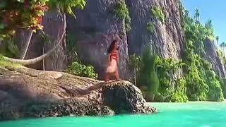 Moana - How Far I'll Go (Indonesian) [Movie Version]