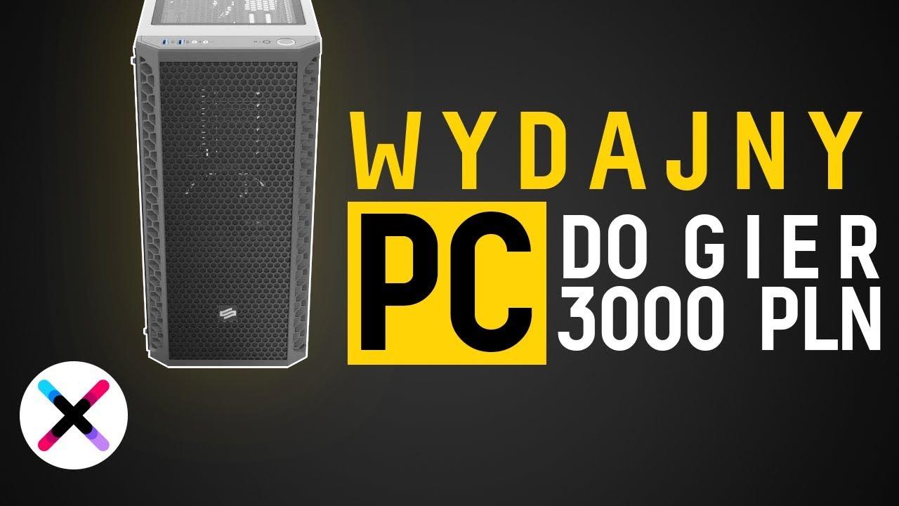 Najlepszy PC DO GIER za 3000 PLN ???????????? | Test konfiguracji z i5-9400F + GTX1660