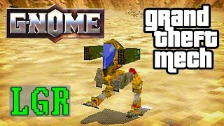 LGR - G-Nome: 7th Level's Forgotten Mech Game