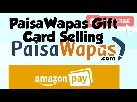 Buy amazon gift card sell for cash app