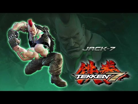 Jack's back in Tekken 7