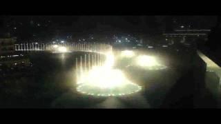 The Dubai Fountain (Thriller by Michael Jackson)