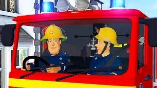 Sam le Pompier francais 2017   Sam nous donne des règles de sécurité - Collection   Dessin Animé
