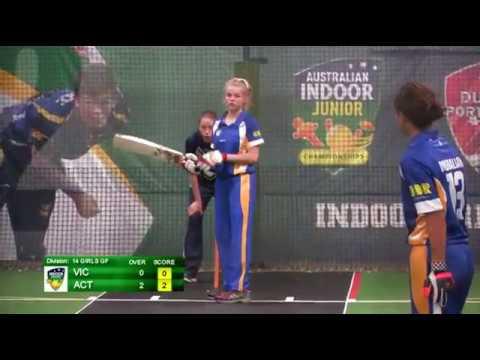2016 Indoor Juniors - 14&U Girls Grand Final (VIC v ACT)