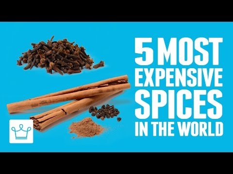 Top 5 Most Expensive Spices In The World
