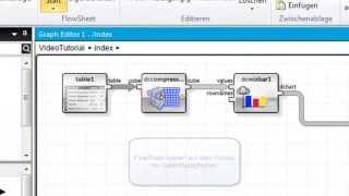 Einführung in die Visuelle Datenverarbeitung mit ANKHOR FlowSheet
