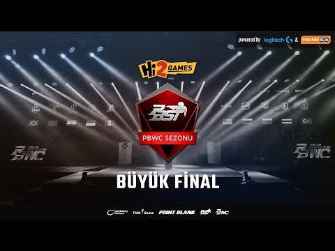 Hi2Games PBST 2018 PBWC Sezonu Büyük Final - Point Blank