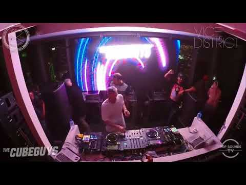 The Cube Guys @ Sosumi Miami Pool Party 2018