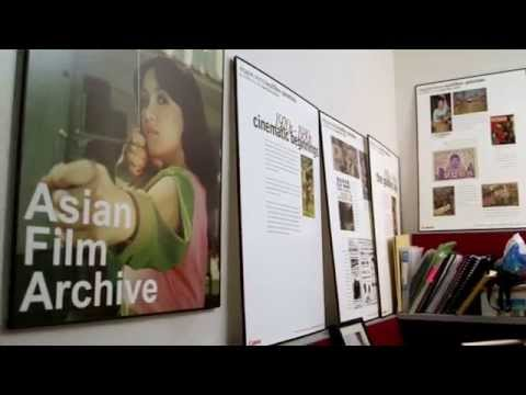 Give2Arts: Asian Film Archive