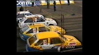 Автотрек / Трековые гонки на автомобилях (Минск, 10.09.2000)