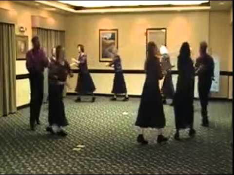Messianic Dance   Baruch Adonai and El Shaddai 240p Video Only 1