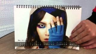 2012年CODES COMBINE卓上カレンダー特典!詳しくはこちらhttp://bit.ly/...
