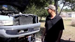 i2116234 6izw8 2003 Dodge Ram 1500 5 9l Gas Engine Replaced