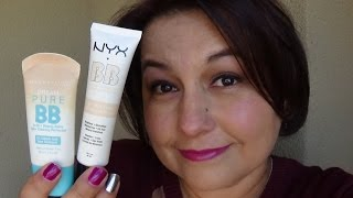 Friday First Impressions:  2 Drugstore BB Creams & What are BB creams anyway? Thumbnail