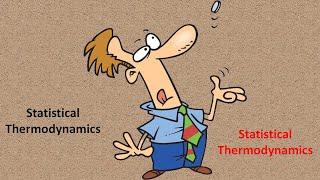 Statistical Thermodynamics