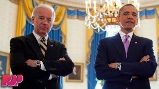 """President Obama and VP Biden's Bromance aka """"JoeBama"""""""