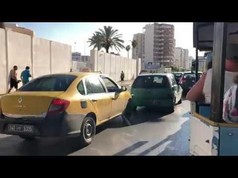 Sousse (Tunisia) to Port El Kantaoui *train* Summer 2018