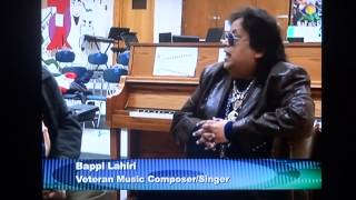Bappi Lahiri Night at Delaware