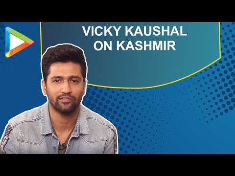 Vicky Kaushal : 鈥淵es Indian Army should be APOLITICAL and it is SECULAR鈥潀 URI