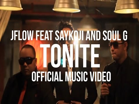 TONITE feat Saykoji and Soul G (Official Music Video)