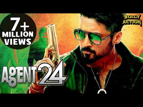 Download Agent 24 Full Movie | Hindi Dubbed Movies 2018 Full Movie | Suriya | Action Movies