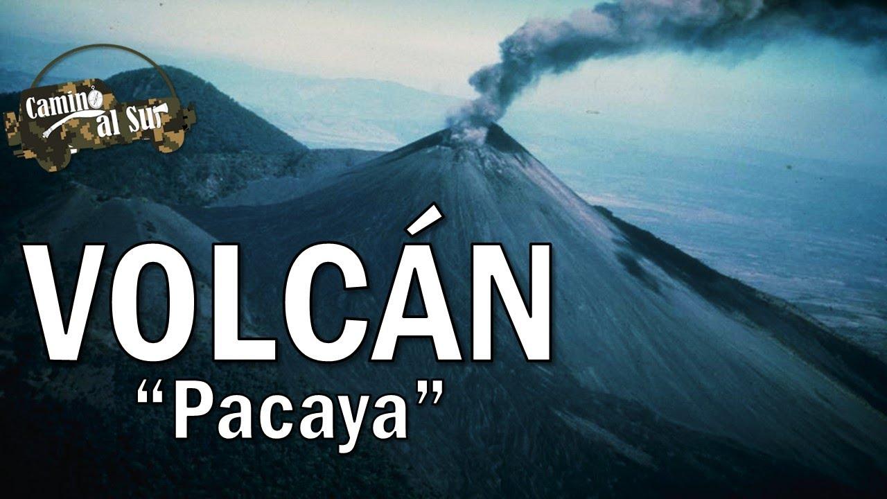 Subí a un VOLCÁN con LAVA | Volcanes Activos de Guatemala | Volcán Pacaya