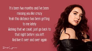 Sophia Angeles - Anybody Else (Lyrics) 🎵